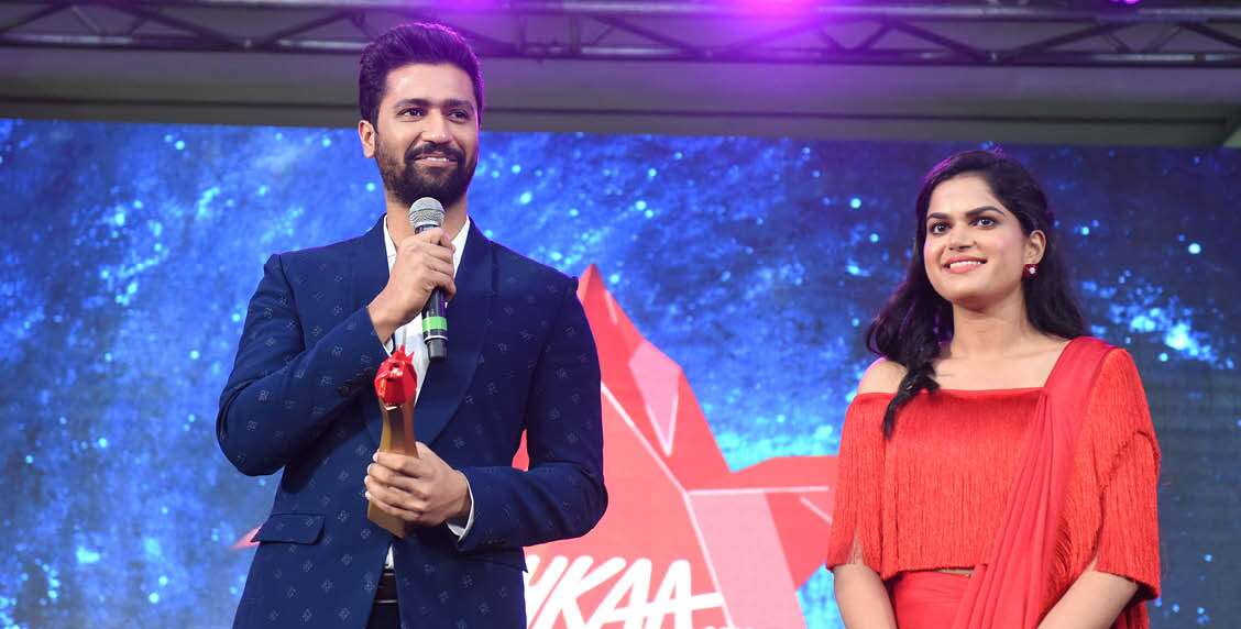 Vicky Kaushal bags the Fresh Face of the Year award.