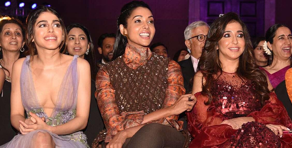 Alaia F., Anukriti Goenka, and Krishika Lulla enjoy a beauty-full evening!