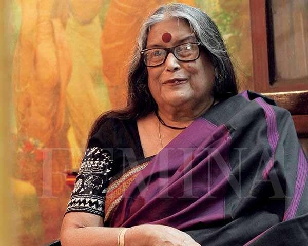 স্মরণে নবনীতা: বাংলা সাহিত্যের 'ভালো বাসা'র বারান্দা