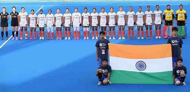 ভারতীয় হকি দল