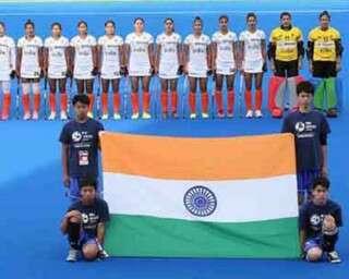 2020 সালের টোকিও অলিম্পিকে কোয়ালিফাই করল ভারতীয় মহিলা হকি দল