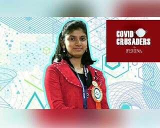 করোনা ভাইরাস প্রতিরোধে বিশেষ মাস্ক তৈরি করলেন 17 বছরের ছাত্রী দিগন্তিকা বোস