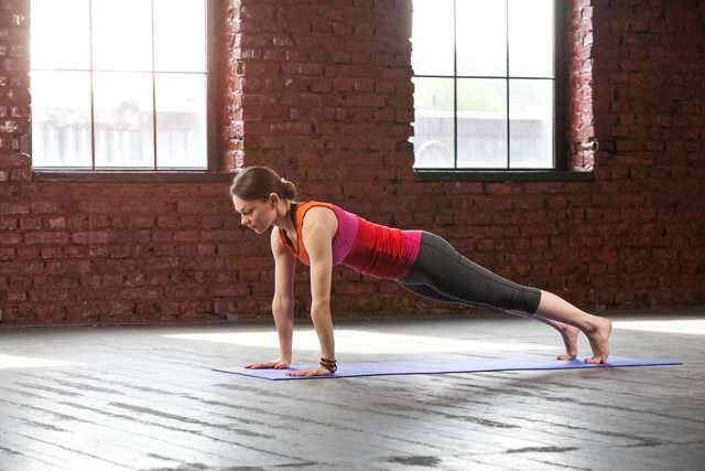 Kumbhakasana  Asanas To Lose Belly Fat