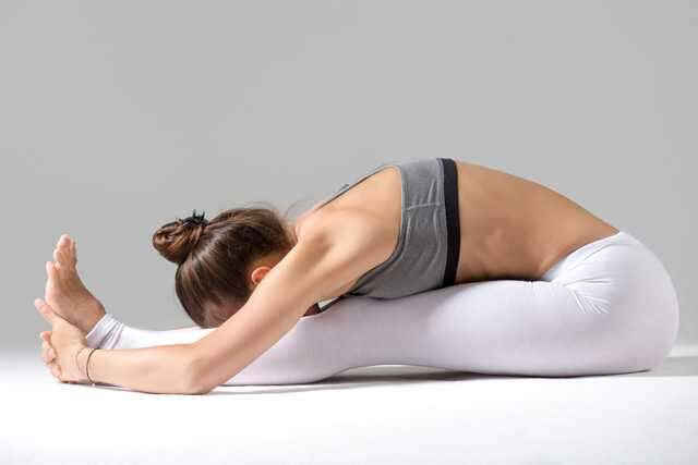 Paschimottanasana Asanas To Lose Belly Fat