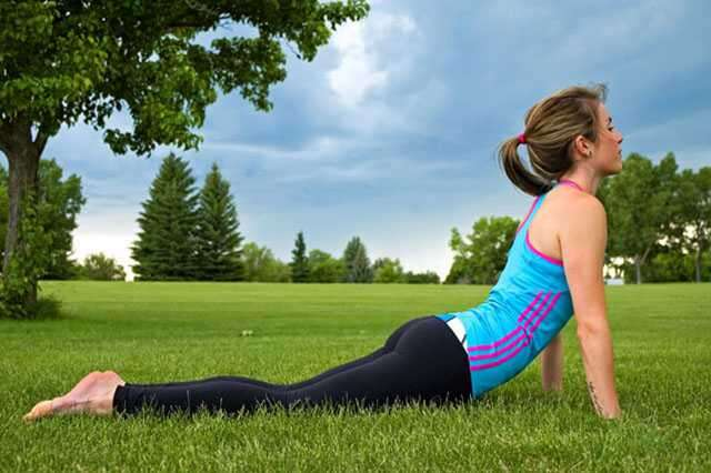 Yoga Asanas For Back Stretch