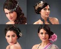 Hair jewels for all your wedding functions