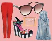 Fashion forward: Zippers
