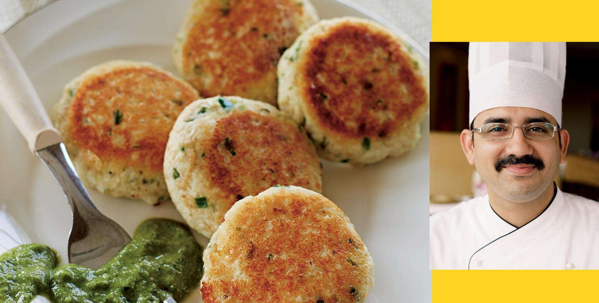 Veg starters with a twist | femina | Femina.in