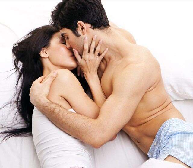 Kiss Him To Find If He S Mr Right Femina Femina In