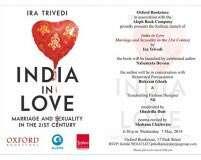 Book: India in Love