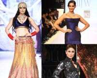 Bollywood's ramp temptresses