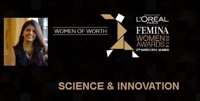 FEMINA WOMEN AWARDS 2014