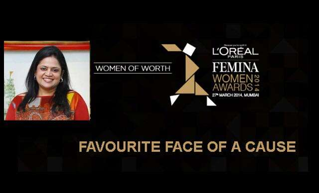 FEMINA WOMEN AWARDS 2014