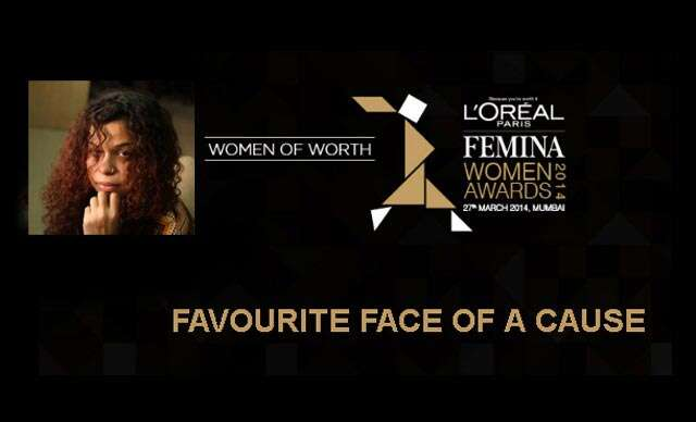 Meet the nominees of FEMINA WOMEN AWARDS 2014: FAVOURITE FACE OF A CAUSE