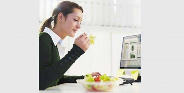 lunch ideas working women