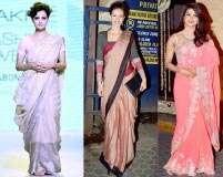 100 days of saree!