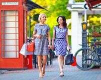 6 shopping spots in London