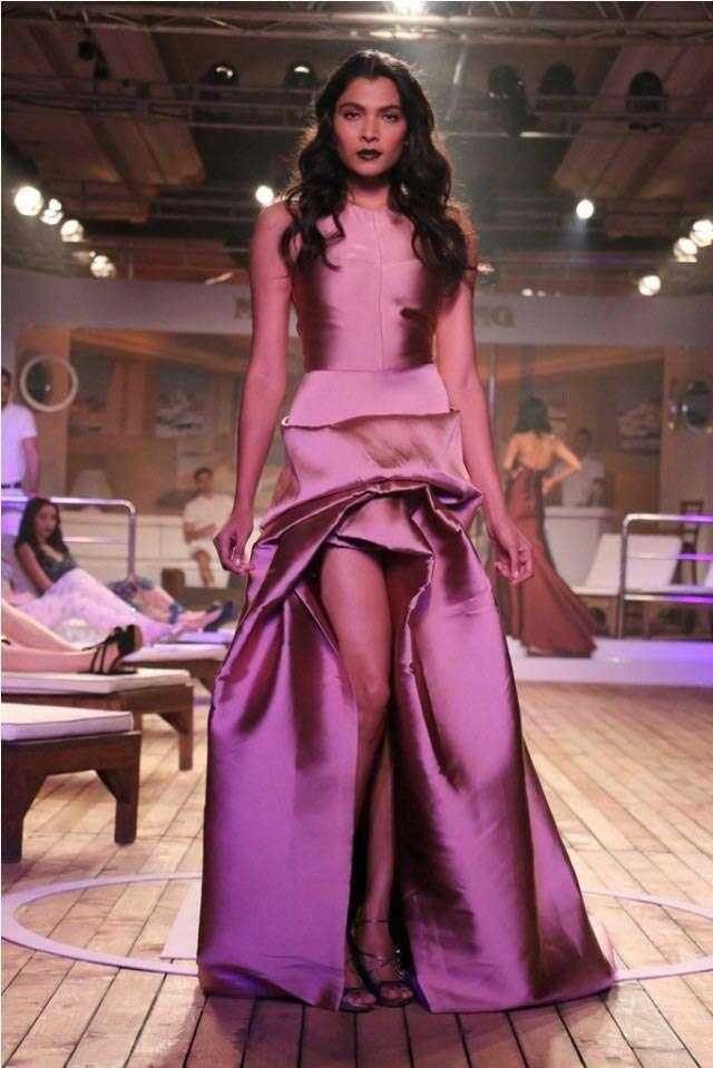 Monisha Jaising couture