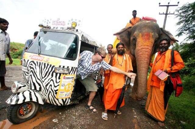 Chennai Autorickshaw ride