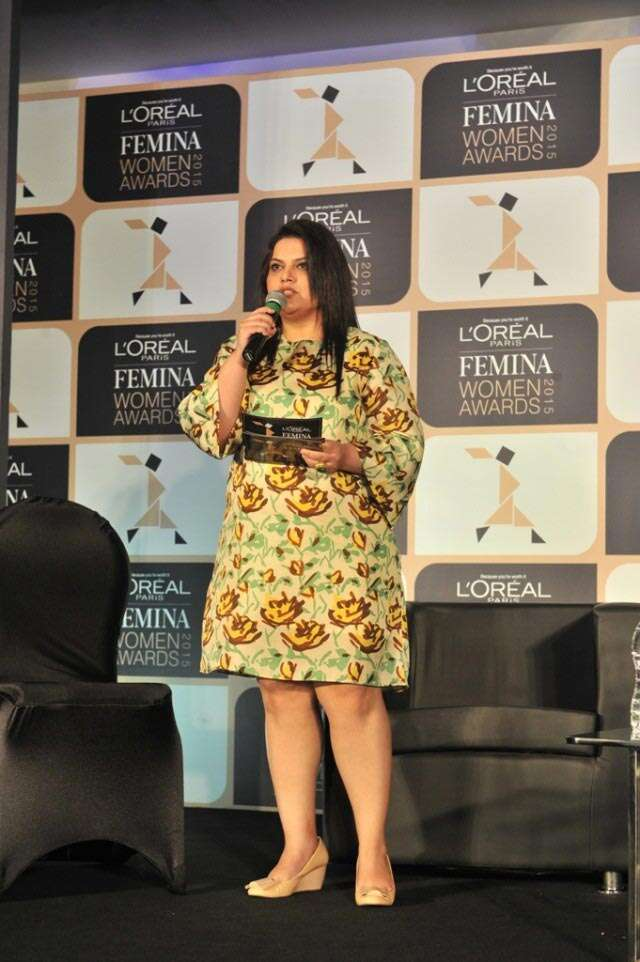 femina women's awards 2015 sonam kapoor