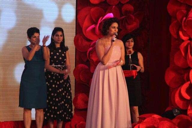 Kajol Nykaa Femina Beauty Awards