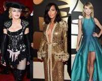 Best dressed at Grammys 2015