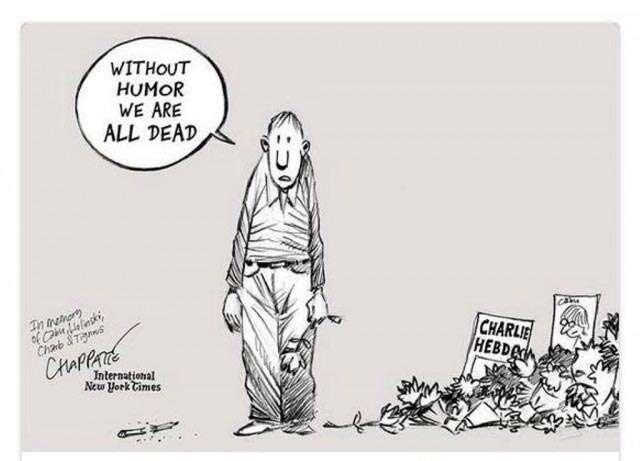 Charlie Hepdo