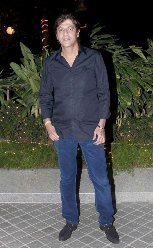 at Farah Khan's 50th birthday bash in Mumbai.