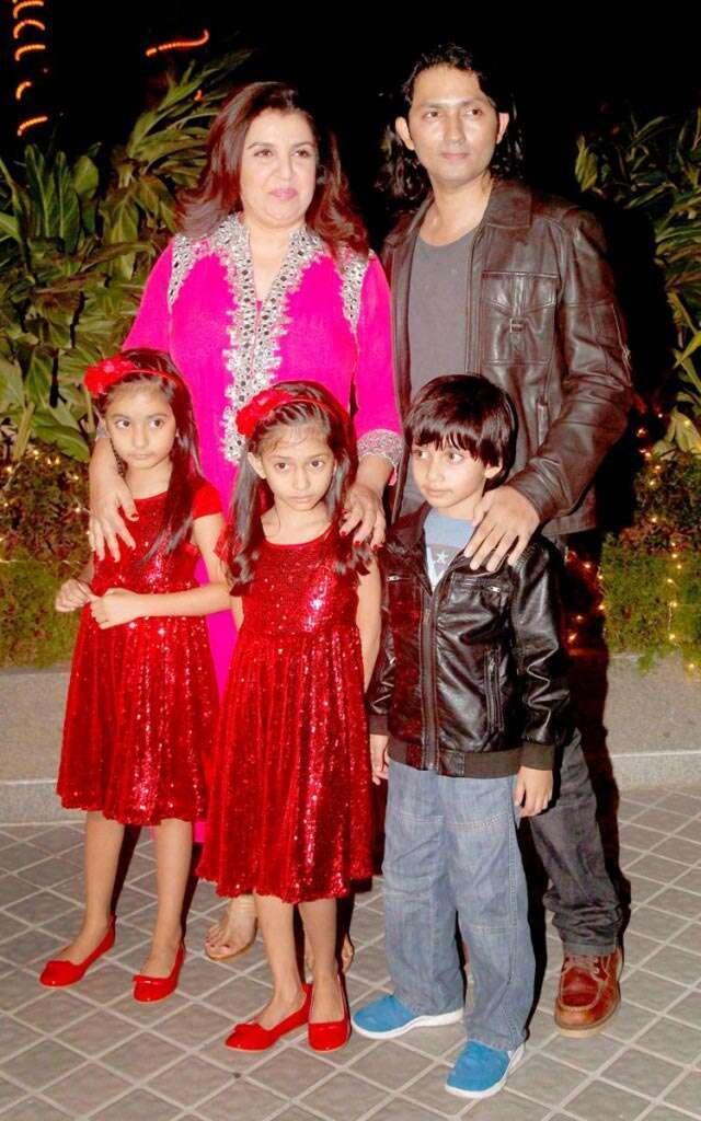Farah Khan birthday bash