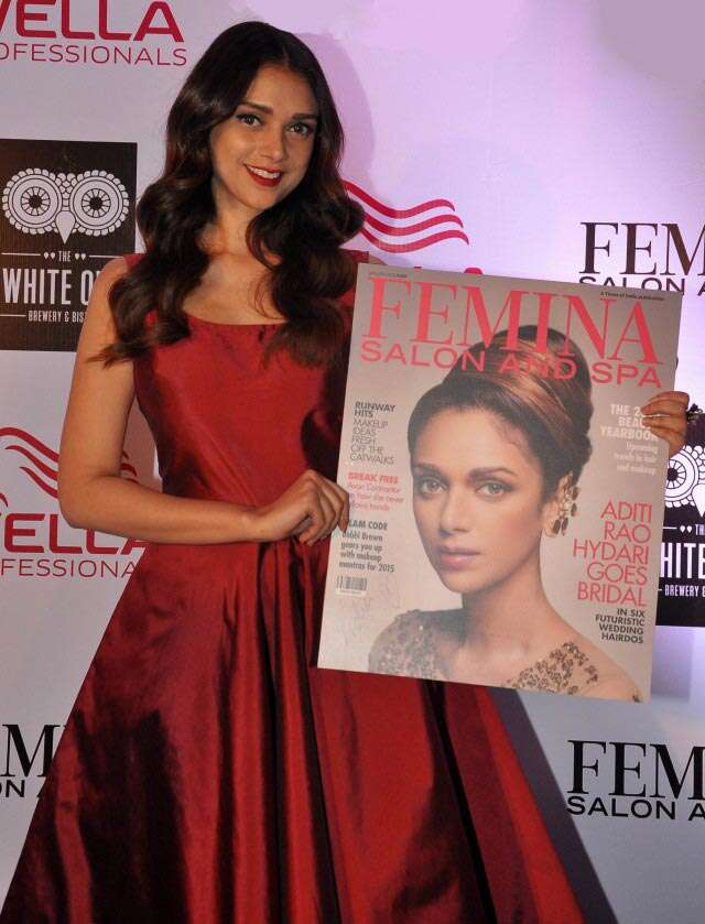 Femina Salon and Spa Aditi Rao Hydari