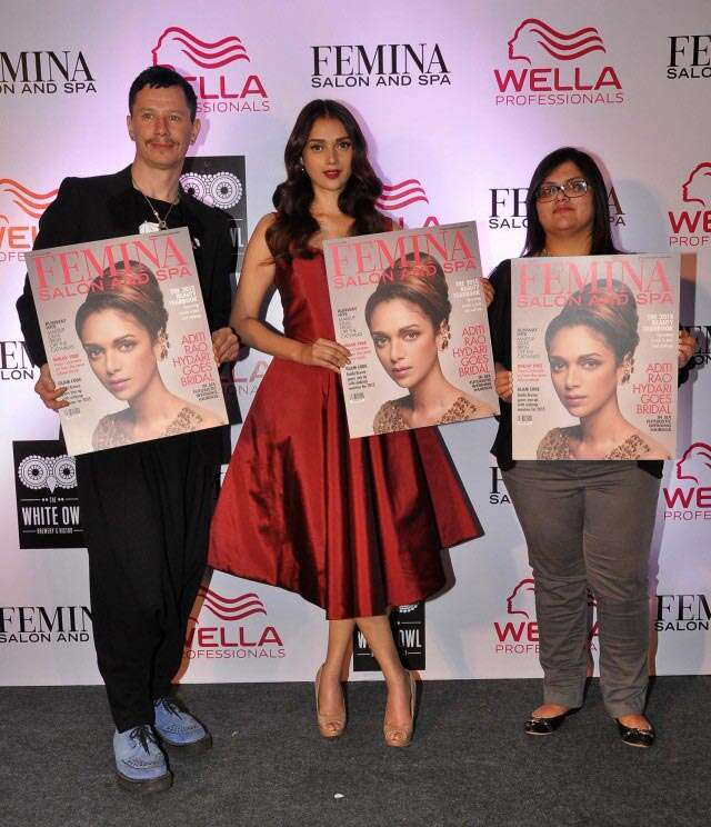 Femina Salon and Spa with Aditi Rao Hydari