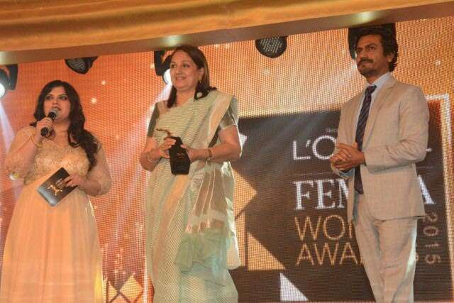 Femina wOMEN aWARDS 2015