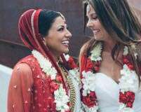 First Indian lesbian wedding