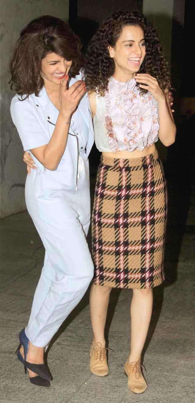 Kangana Ranaut party Bollywood Queen