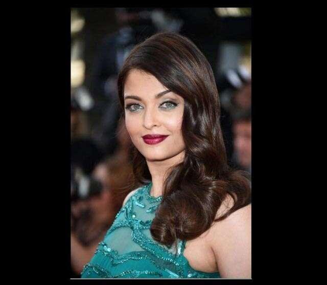 Aishwarya Rai Bachchan Cannes 2015