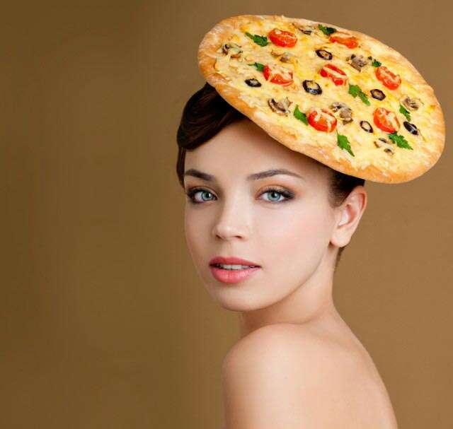 Pizza analogy feminism
