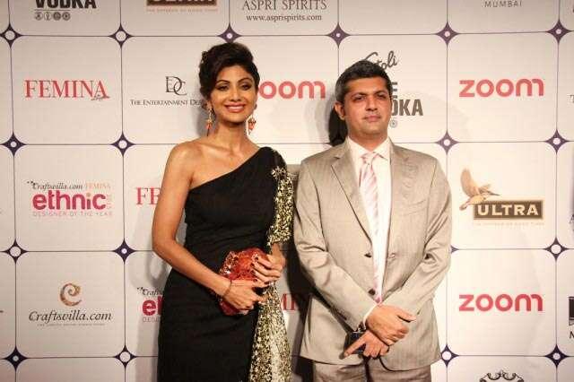 Shilpa Shetty Deepak Lamba Femina WWM