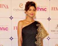 Shilpa loves ethnic wear