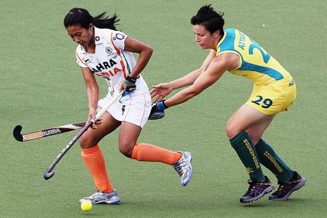 India cheers for Anuradha Thokchom