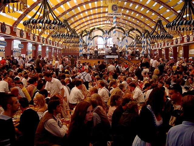 Your guide to Oktoberfest