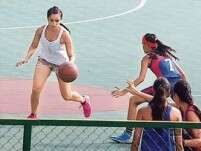 Shraddha gets training from NBA players for 'Half Girlfriend'
