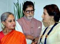 Stop taking pictures!, says Jaya Bachchan