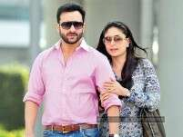 Saif Ali Khan and Kareena Kapoor Khan start shopping for baby