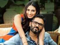 Athiya is not insecure, says dad Suniel Shetty