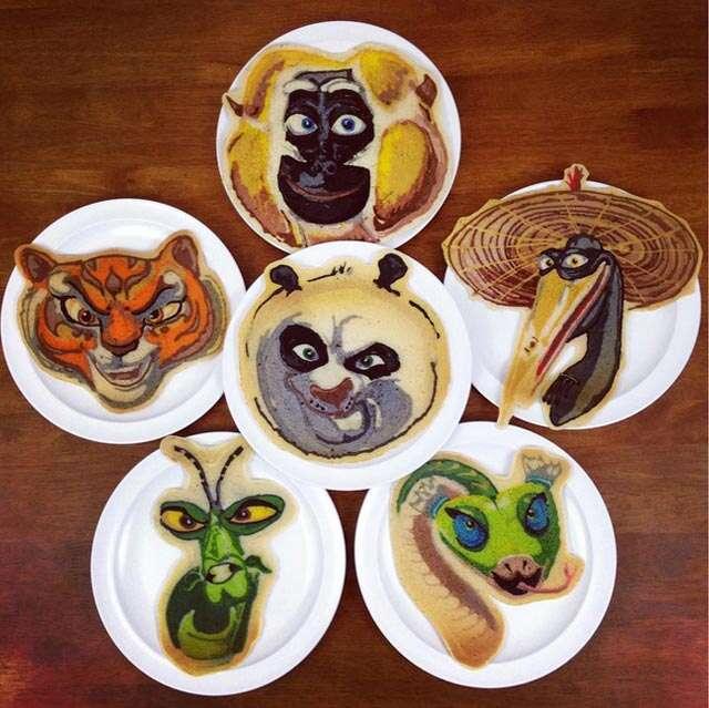 Pancake art to make your sunday femina pancake art to make your weekend ccuart Gallery