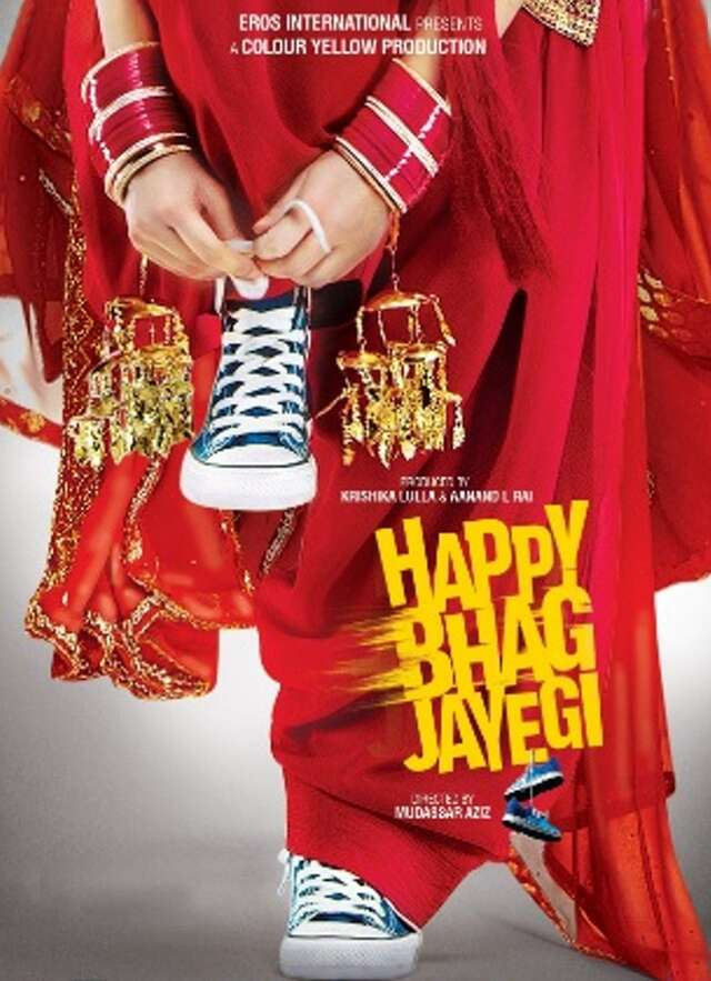 Movie Review: Happy Bhag Jayegi