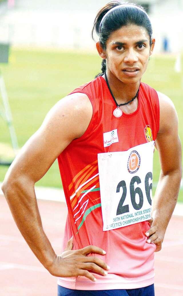 Is Nirmala Sheoran India's trump card at Rio?