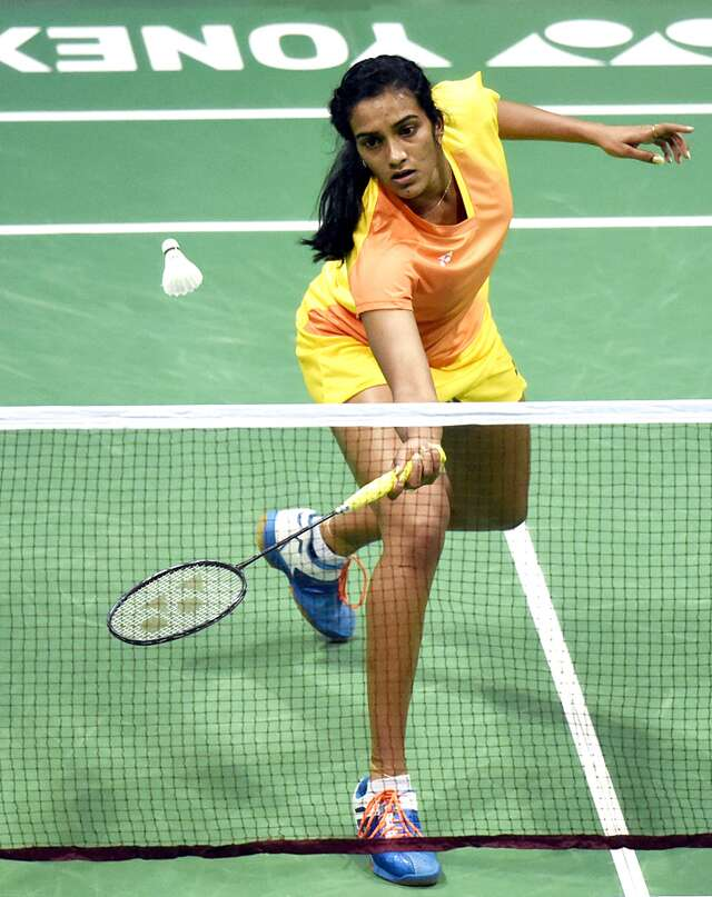 Rio Olympics: PV Sindhu smashes her way into final!