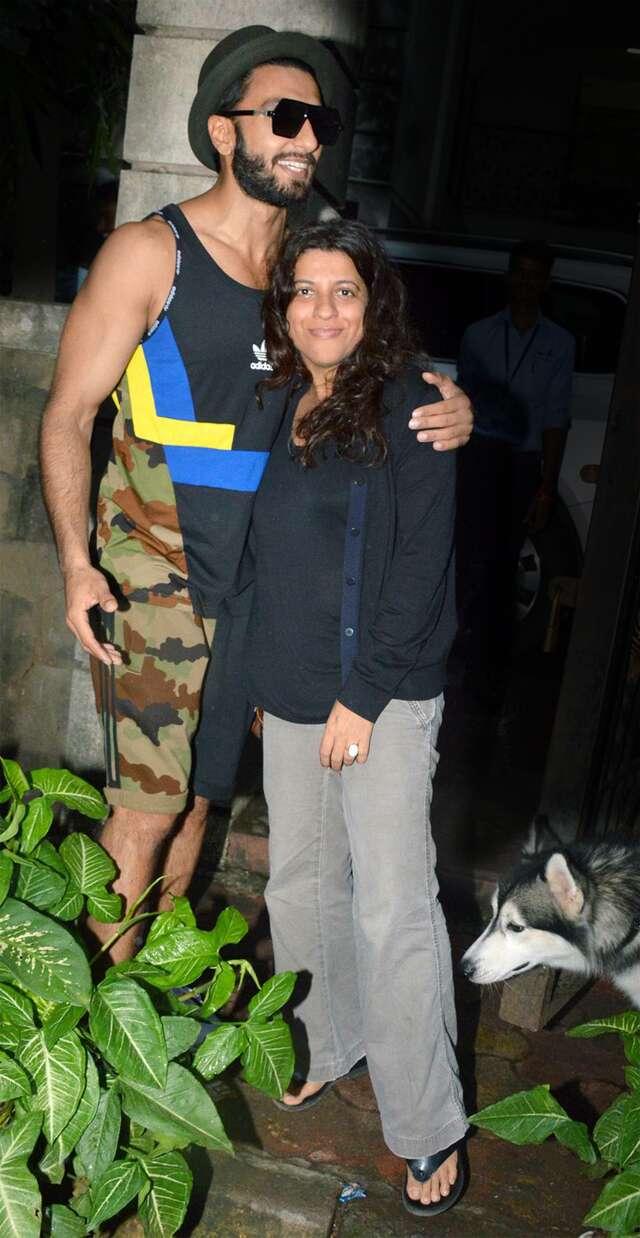 Sonam-Swara, Katrina-Mini: Friends on sets and off