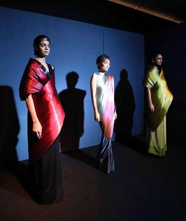 Get lost in Rimzim Dadus' fashion maze